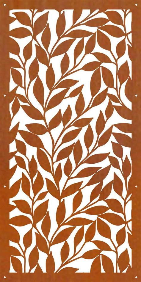 leaf pattern laser cut pinterest the world s catalog of ideas