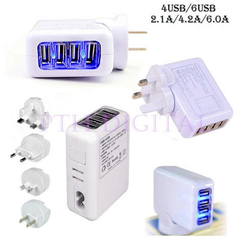 Car Charger Saver 2 Usb 1a 2a 4 6 usb port 2 1a 4 2a 6a home w end 2 26 2018 3 15 am