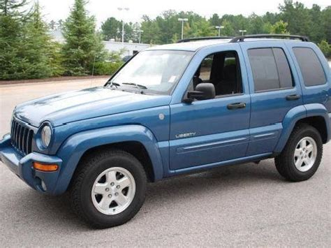 2004 jeep liberty reliability image gallery 2004 jeep suv