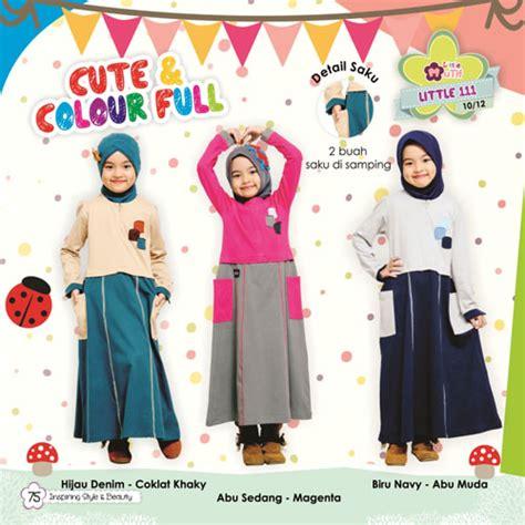 Baju Atasan Anak Mutif Terbaru 123 Size 24 mutif 111 rumah madani busana muslim