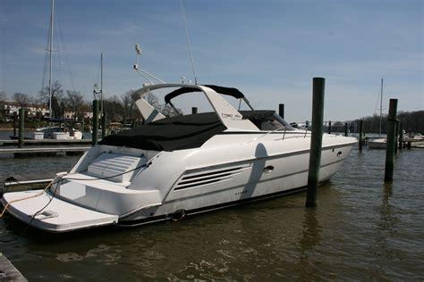 trojan boats 2001 trojan 440 express yacht power boat for sale www