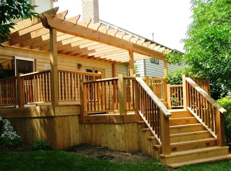 how much to build a house on a lot how much to build pergola on a deck home interior exterior