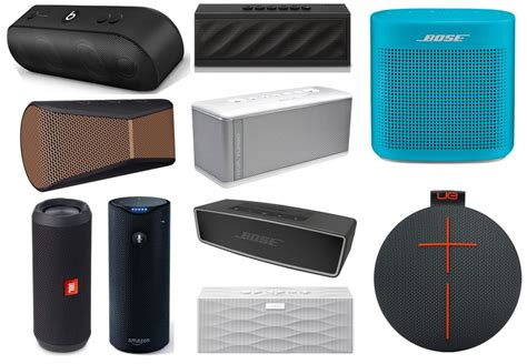 best bluetooth portable speakers the top 10 best portable bluetooth speakers my speaker guide