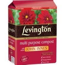 levington multi purpose compost  john innes