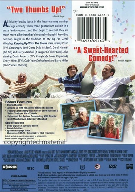 keeping up with the steins watch movies online free keeping up with the steins dvd 2006 dvd empire