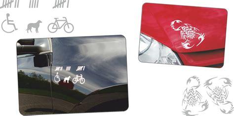 Spiegel Aufkleber Werbung by Aufkleber Spiegel Und Car Tickethalter