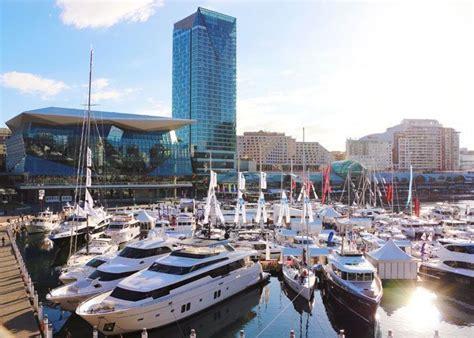 boat show darling harbour 2017 icc sydney welcomes sydney international boat show