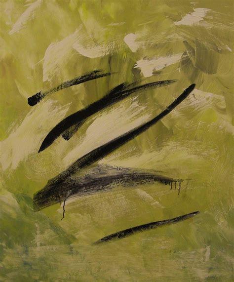 was heiã t nothing else matters auf bild abstrakt malerei helene bei kunstnet