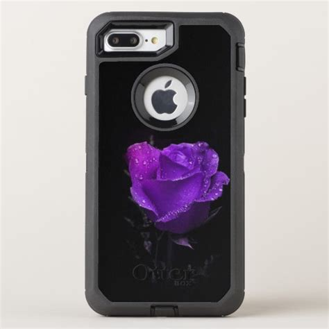 flower otterbox defender iphone 7 plus zazzle