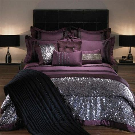 bedroom ideas purple and black 40 lovely bedroom design ideas fresh design pedia
