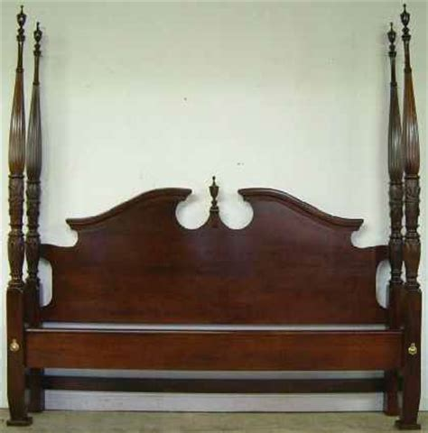 rice bed antique mahogany king size rice bed at antique furniture us