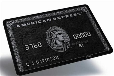 centurion card launched in canada the black card