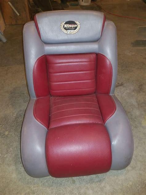 triton boat bench seat triton boat seat covers velcromag