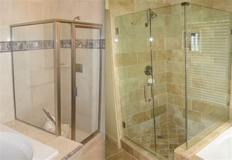 Used Shower Doors Shower Door Types Different Types Of Shower Doors The Glass Shoppe Types Of Shower Doors Bath