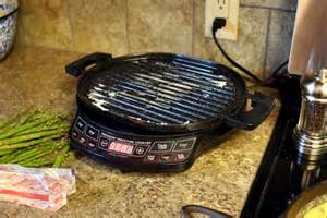Nuwave Cooktop Grill Easy And Delicious Grilled Asparagus An In Season