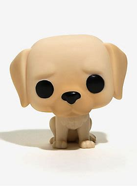 Funko Pets Black Labrador Retriever 11255 funko pop pet labrador retriever vinyl figure boxlunch