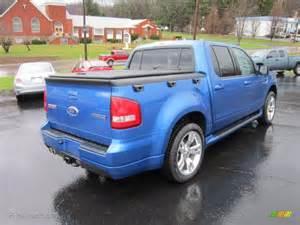 2010 Ford Sport Trac Adrenalin Blue Metallic 2010 Ford Explorer Sport Trac