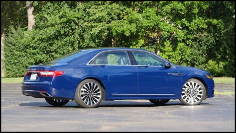 2020 lincoln continental 2020 lincoln continental release date and price 2019 suvs