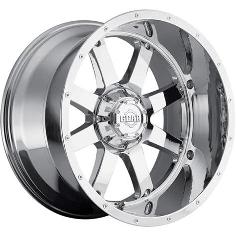big alloy wheels gear alloy big block 20x12 44 custom wheels