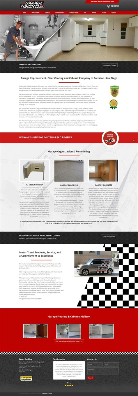 Garage Web Garage Flooring Cabinet Website Carlsbad Ca Web