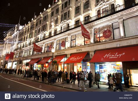 a for all time hamleys time exterior of hamleys store on regent