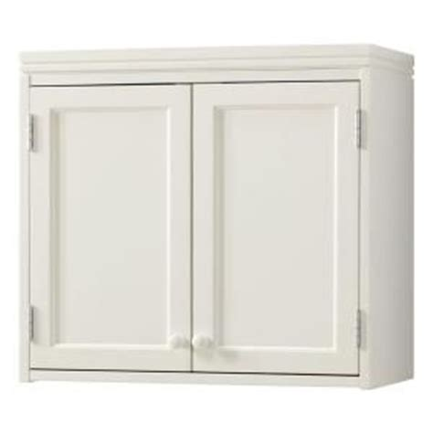 Home Depot Wall Cabinets Laundry Room Laundry Storage 22 In H X 24 In W Wall Cabinet In Picket Fence
