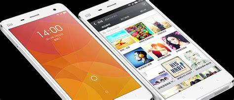 Handphone Xiaomi Mi4 Di Indonesia blibli kembali salip xiaomi jual mi 4 dan mipad