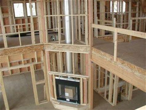 install  gas fireplace insert   chimney