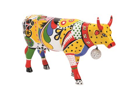 Knives For Kitchen by Cow Parade Kick