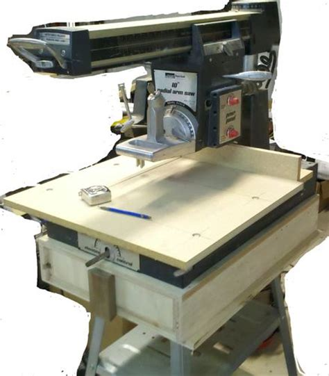 Radial Arm Saw Vs Table Saw by Radial Arm Saw Overhaul By Onlyjustme Lumberjocks