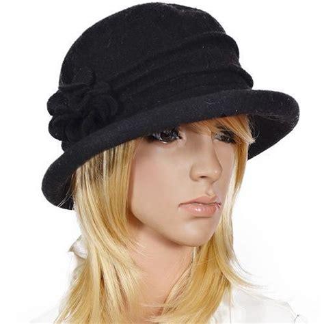 fashion design womens winter hats eleant stingy brim hat