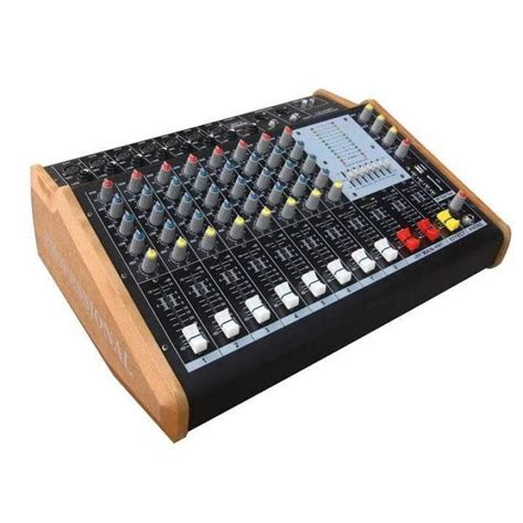 Mixer Murah Mixer 6 Ch Mixer Huzler Wf 6g jual power mixer audiocore pmx 805 harga murah primanada