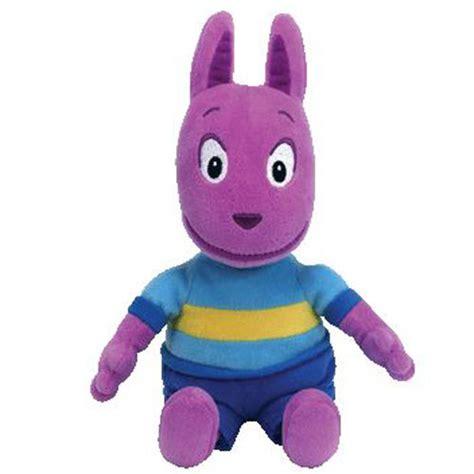 ty beanie baby the kangaroo nick jr the