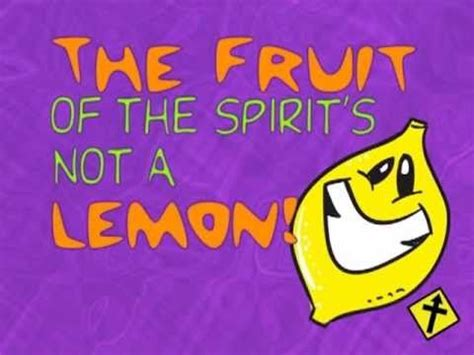 fruit of the spirit song quot fruit of the spirit quot song on