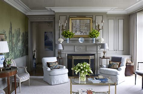 veranda living rooms fifty shades of gray in classical interiors 2016