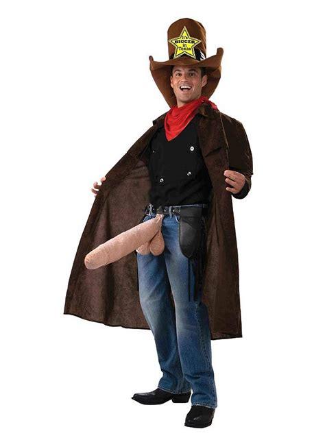 big costumes big cowboy costume