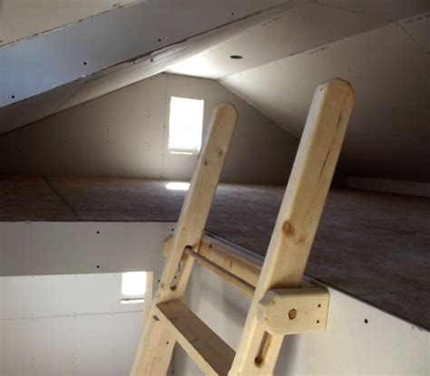 Escalier Escamotable 257 by Image Result For Garage Storage Loft Garage