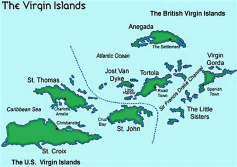 map of st croix islands st croix island one of the us islands