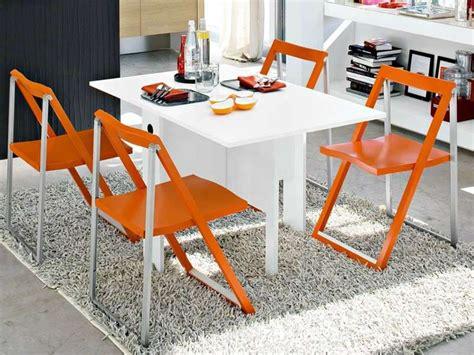 tavolo a ribalta calligaris tavoli salvaspazio foto design mag