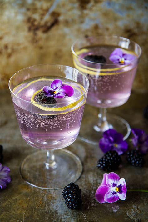 french 75 garnish blackberry french 75 heather christo