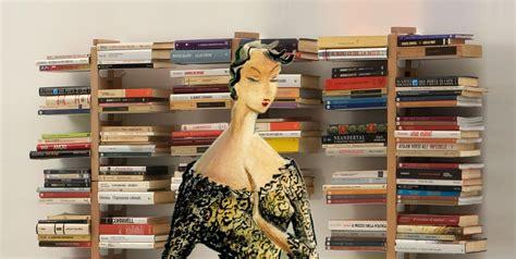 libreria da muro libreria da muro a colonna in legno ziabice