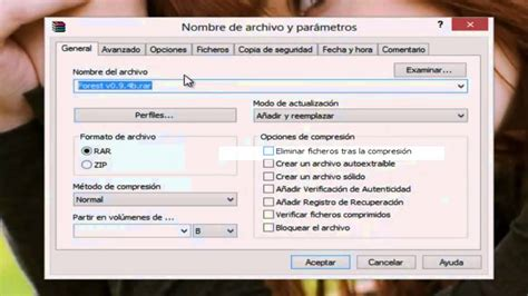 comprimir imagenes jpg winrar como comprimir archivos en varias partes con winrar youtube