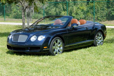 2007 bentley continental convertible 2007 bentley continental gtc convertible 194906