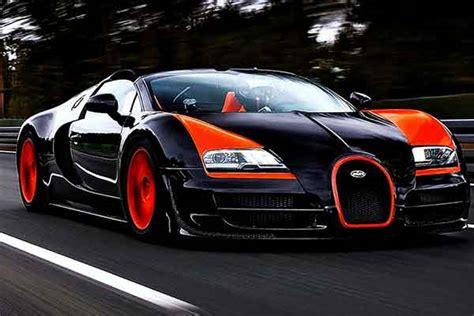 best ter bugatti veyron sports is duurste sportauto ter