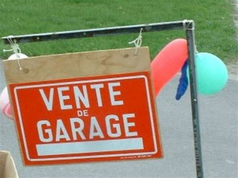 vente de box garage vente de garage 10 astuces pour la r 233 ussir