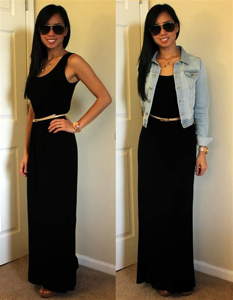 Hq 6893 Dress Wbelt Black summer to early fall ideas