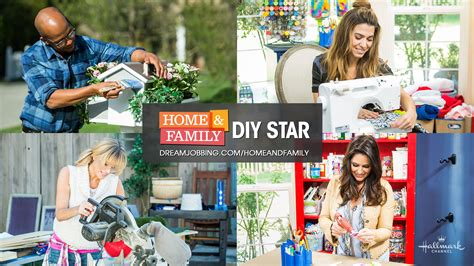 hallmark home family show diy contest