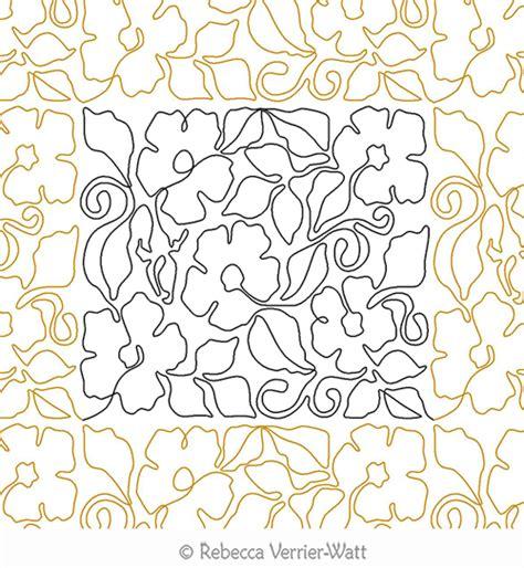 Digital Quilting Designs by Verrier Watt Digitized Quilting Designs