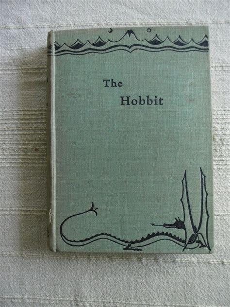 The Hobbit By J R R Tolkien Original Collectable Copies