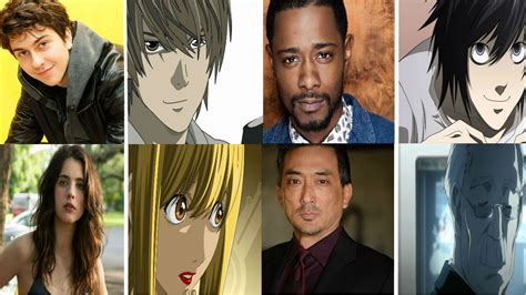 movie actor death netflix death note live action film cast characters and